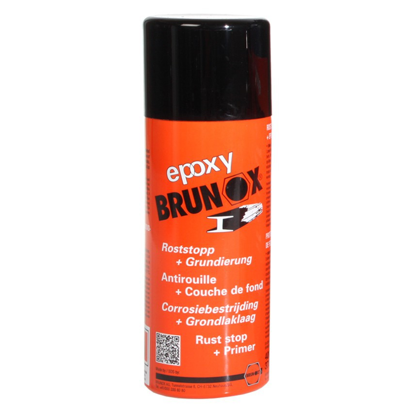 brunox epoxy profi rostumwandler grundierung ep spraydose 400ml lackspray lack ebay. Black Bedroom Furniture Sets. Home Design Ideas